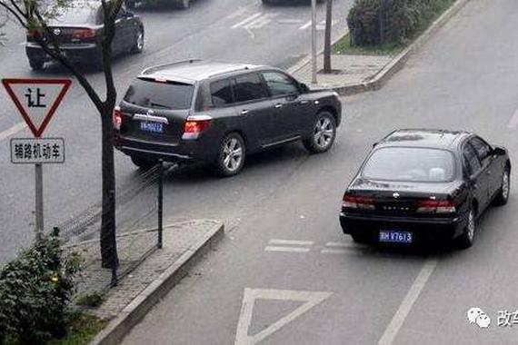 你这样开车,迟早会被打!