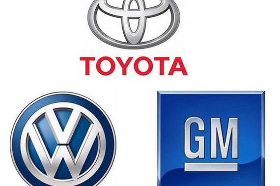 中国十大汽车集团排行榜:大众赢宝座