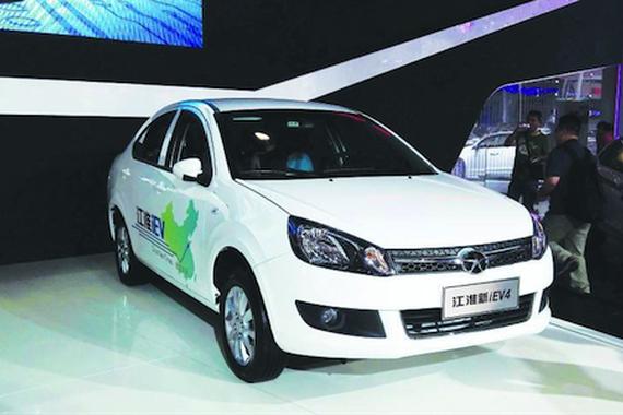 补贴退坡 北京新能源汽车市场日趋理性