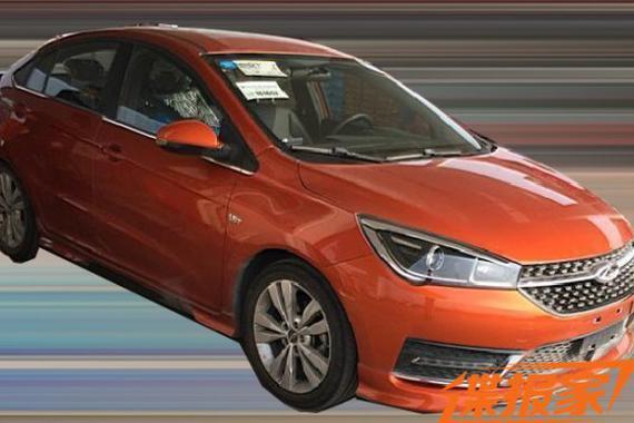 解决动力短板 艾瑞泽5 1.5T车型3月上市