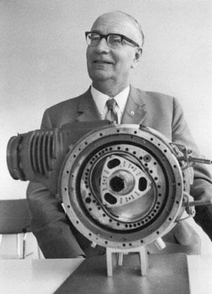 菲利斯•亨力奇•汪克尔和汪克尔引擎