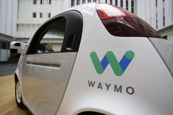 谷歌拆分出的WAYMO想建谜一样车之安卓?