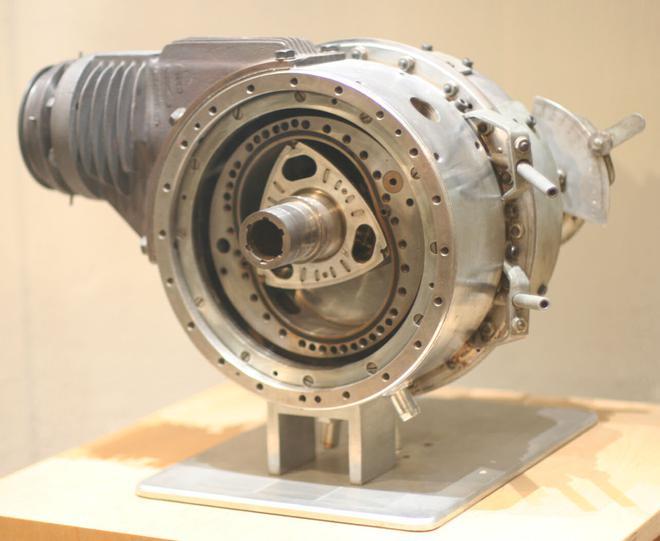 Drehkolbenmotor DKM54