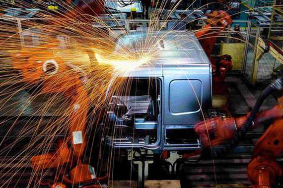2017年制造业与互联网全面融合将呈六大趋势