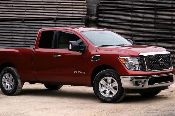 视频:2017芝加哥:日产Titan新车型首发