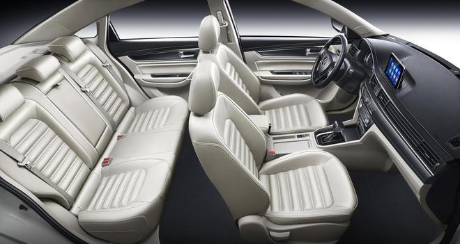 全新景逸S50 2月18日上市 设计感明显提升