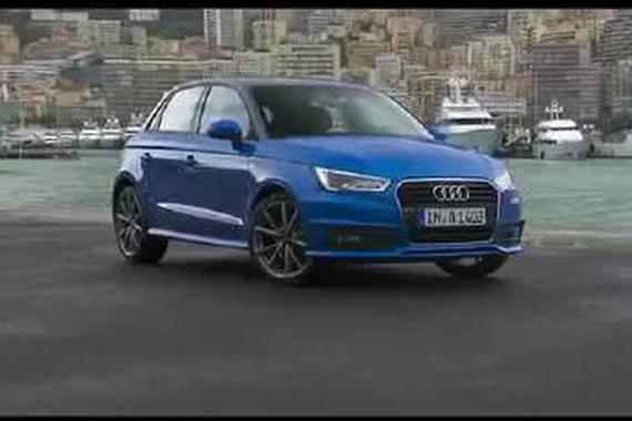 视频:改款奥迪Audi A1 Sportback