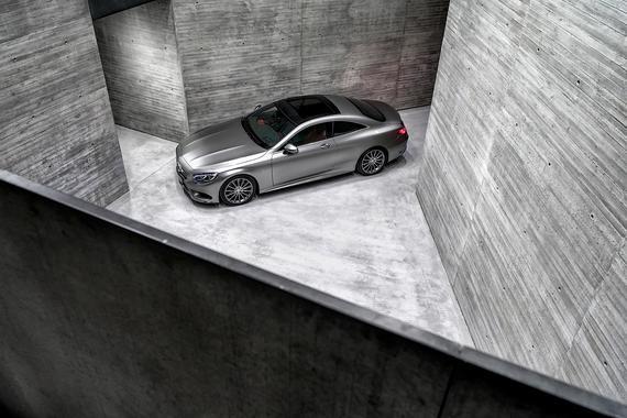 奔驰AMG也要走电动化 V8配电机听上去就屌