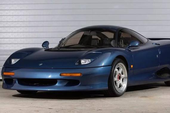 图集:1991捷豹XJR-15等