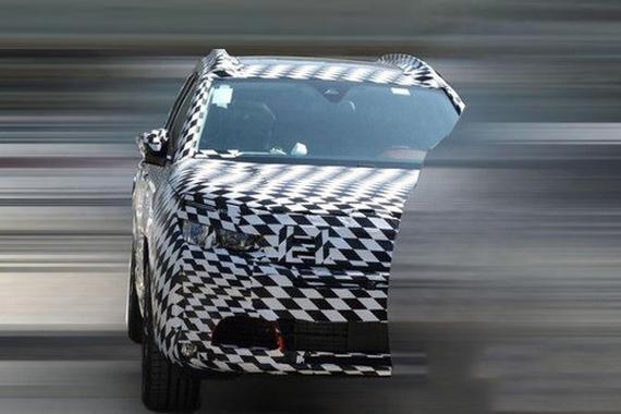 雪铁龙全新SUV四月发布 竞争别克昂科威