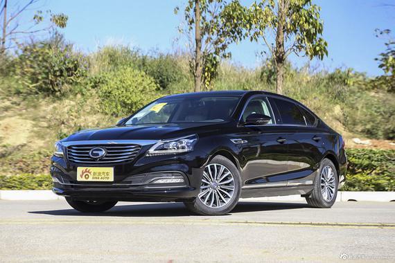 广汽传祺GA8搭全新1.8T发动机 或4月上市