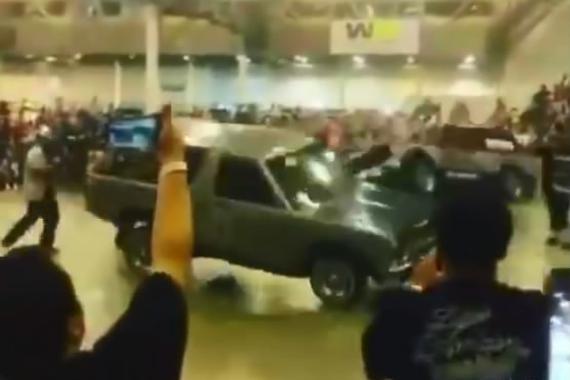 视频:汽车界舞林大会 究竟谁是舞王?