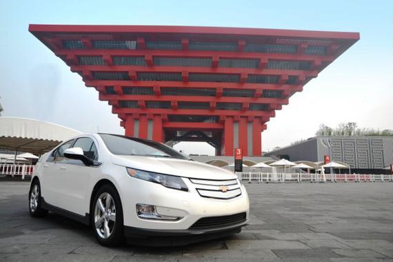 外电:中国拟放宽外资电动车企管制