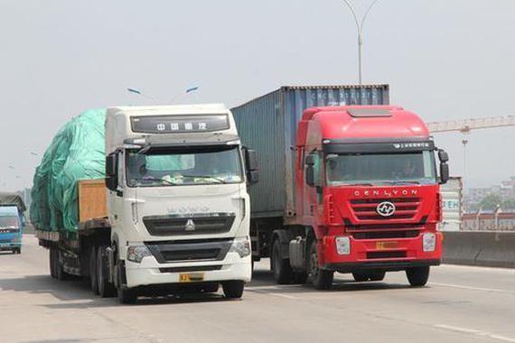 宗庆后:四轴货车统一限重36吨 让公路收费透明化