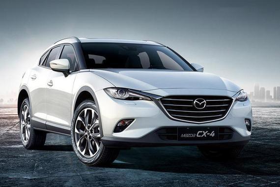 一汽马自达2月销量增105.3% 将推新SUV