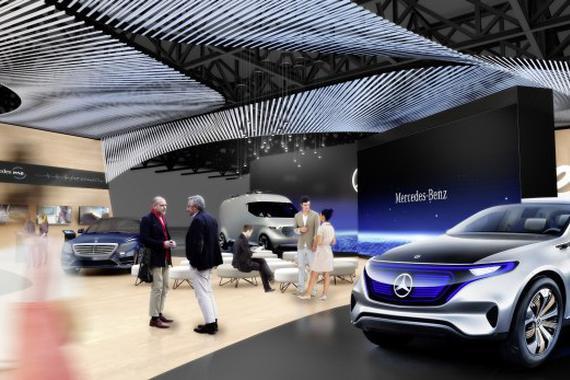 戴姆勒宝马共同投资扩充在欧电动车充电站