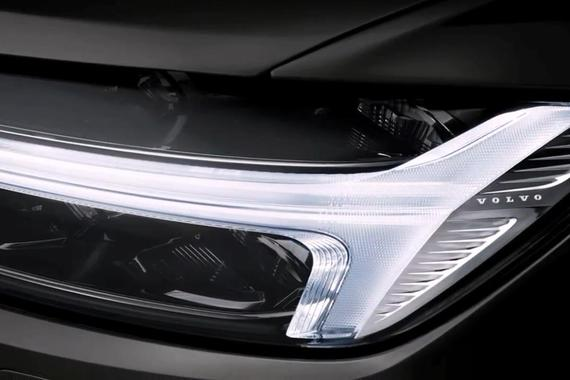 视频:全新沃尔沃XC60预告图发布