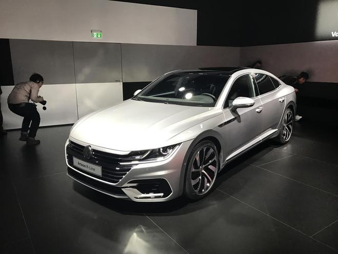2017日内瓦车展:五款最值得期待轿车
