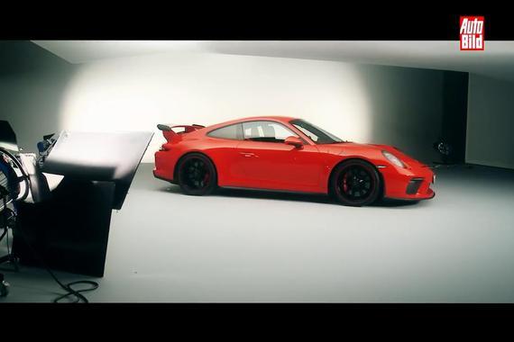 视频:保时捷新款911 GT3正式亮相