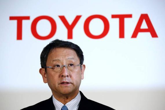 从研发投入说起,丰田全球人事大变动为哪般?