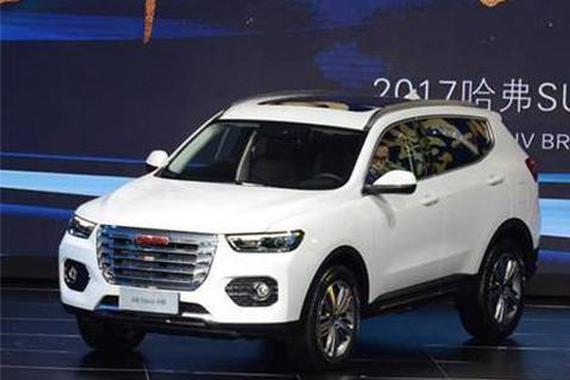 长城汽车2月销量同比增长30.68% 哈弗H2成功抢镜