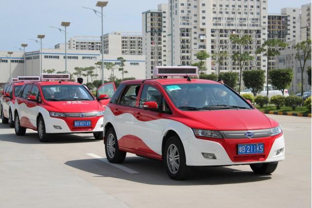 美媒:中国力推电动汽车 全球市场加速转型