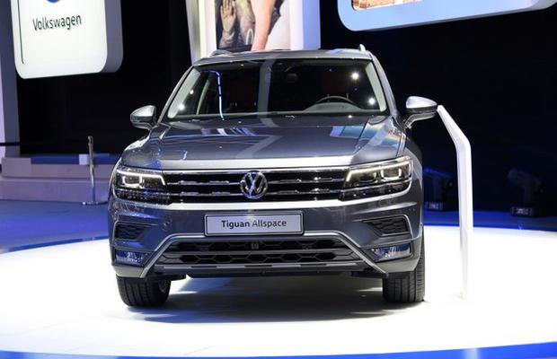 Arteon领衔 大众2017年将推出10款新车