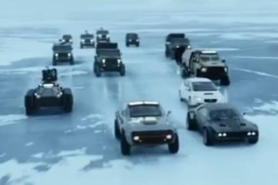 视频:《速度与激情8》中文预告 战火重临