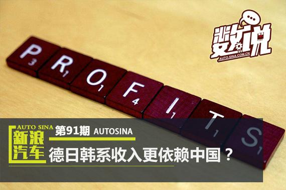 数说|全球车企收入:德日韩系更依赖中国?