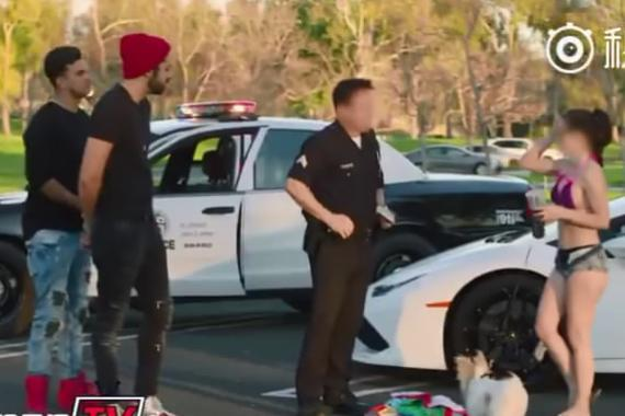 视频:富二代调戏拜金女被捕 结局有反转!