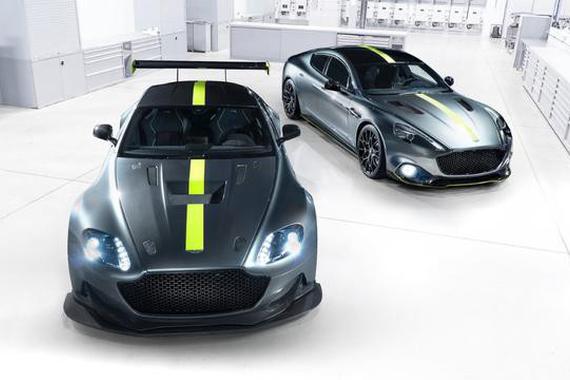 阿斯顿马丁子品牌 AMR成立 性能车现身