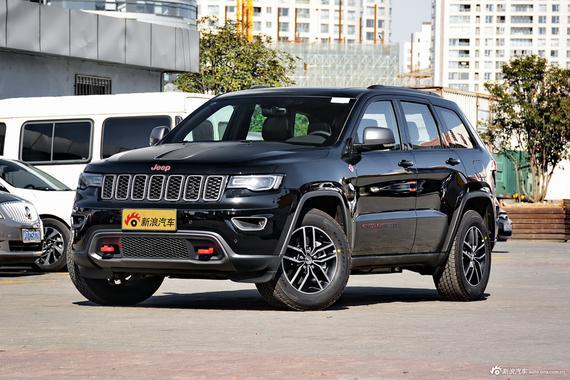 2017款Jeep大切诺基上市 售57.99-77.99万