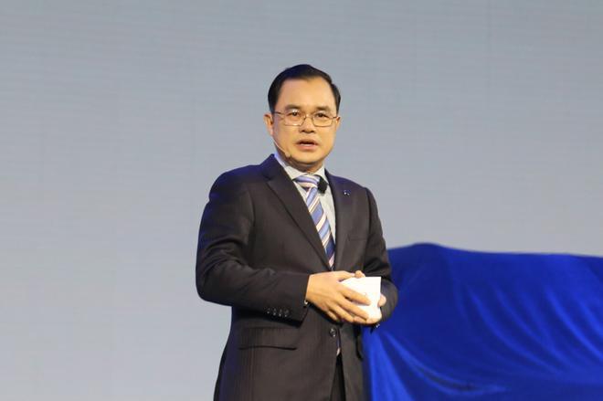长安汽车总裁  朱华荣