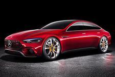 酷到没朋友 AMG GT Concept