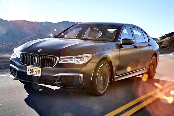 试驾BMW M760Li xDrive
