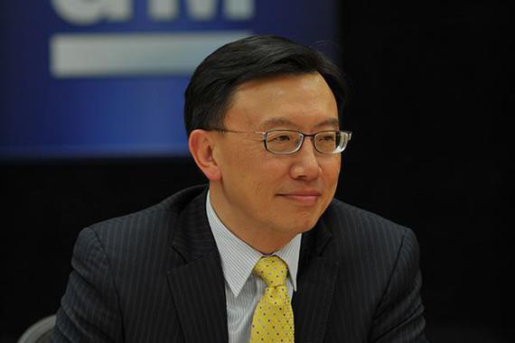 钱惠康:通用布局中国市场的