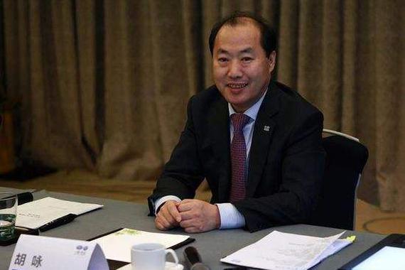 胡咏将接替安铁成 任一汽轿车总经理