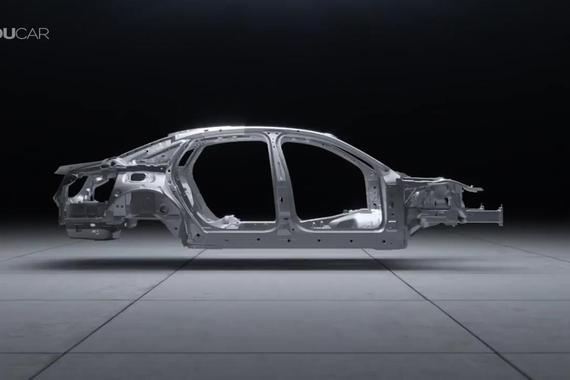 视频:增重至282kg 新奥迪A8车架信息发布