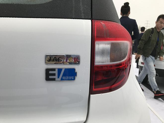 江淮品牌日!三款新能源汽车上市!