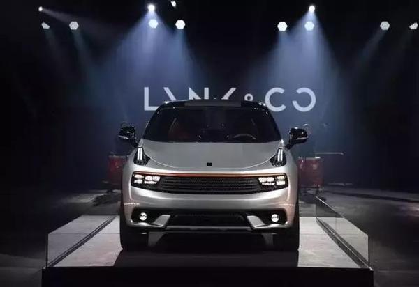 预计售价20万 吉利高端品牌LYNK&CO CX11