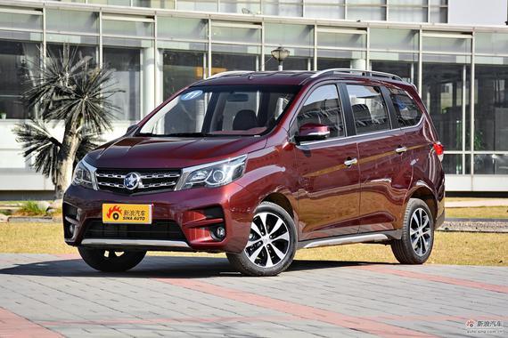 启辰M50V正式上市 售价6.58-8.49万元