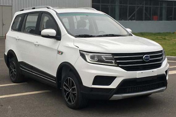 斯威汽车上海车展阵容 斯威X3/全新概念车