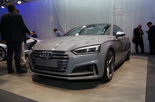 奥迪上海车展阵容 新款A3/电动概念车等