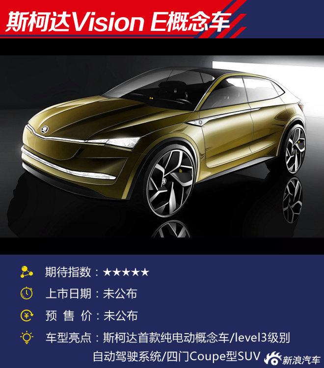 全新5系Li等 2017上海车展全球首发新车