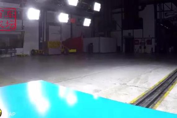 视频:全新宝马5系碰撞测试获五星!