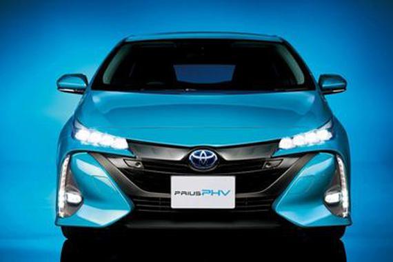 安倍拼氢能 力推燃料电池车