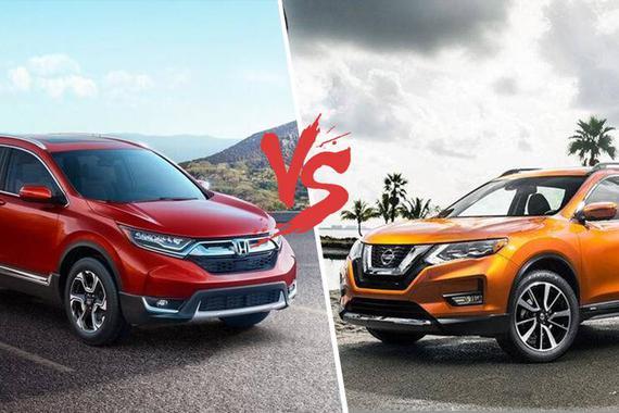日系紧凑型SUV,新奇骏和新CR-V你选谁?