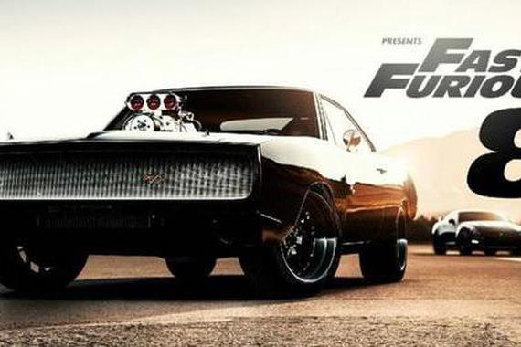 快去上海车展找《速8》中让人血脉喷张的车