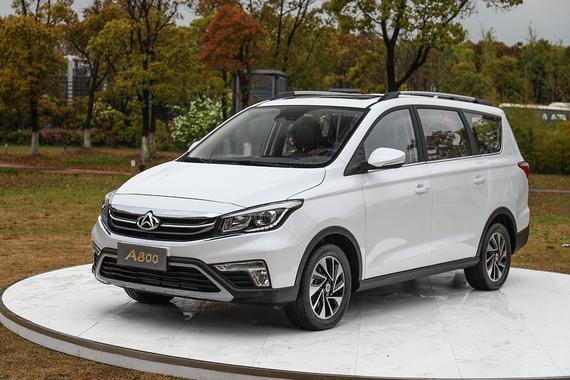 上海车展新车解析 长安欧尚A800