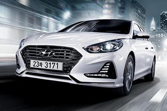 新款索纳塔将于上海车展首发并公布命名